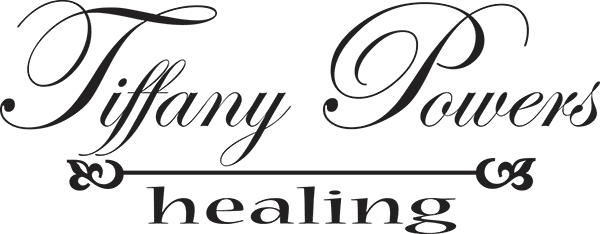 Tiffany Powers Healing Retina Logo