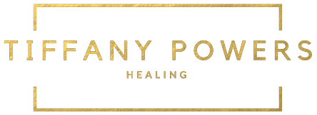 Tiffany Powers Healing Logo